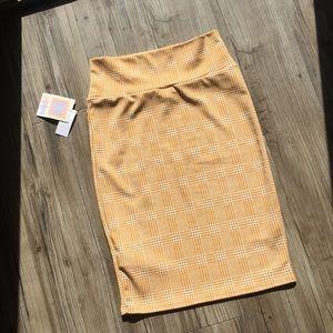 LuLaRoe Skirts - Houndstooth skirt